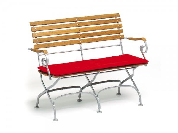 Weishäupl Classic Sitzpolster 2-Sitzer Bank